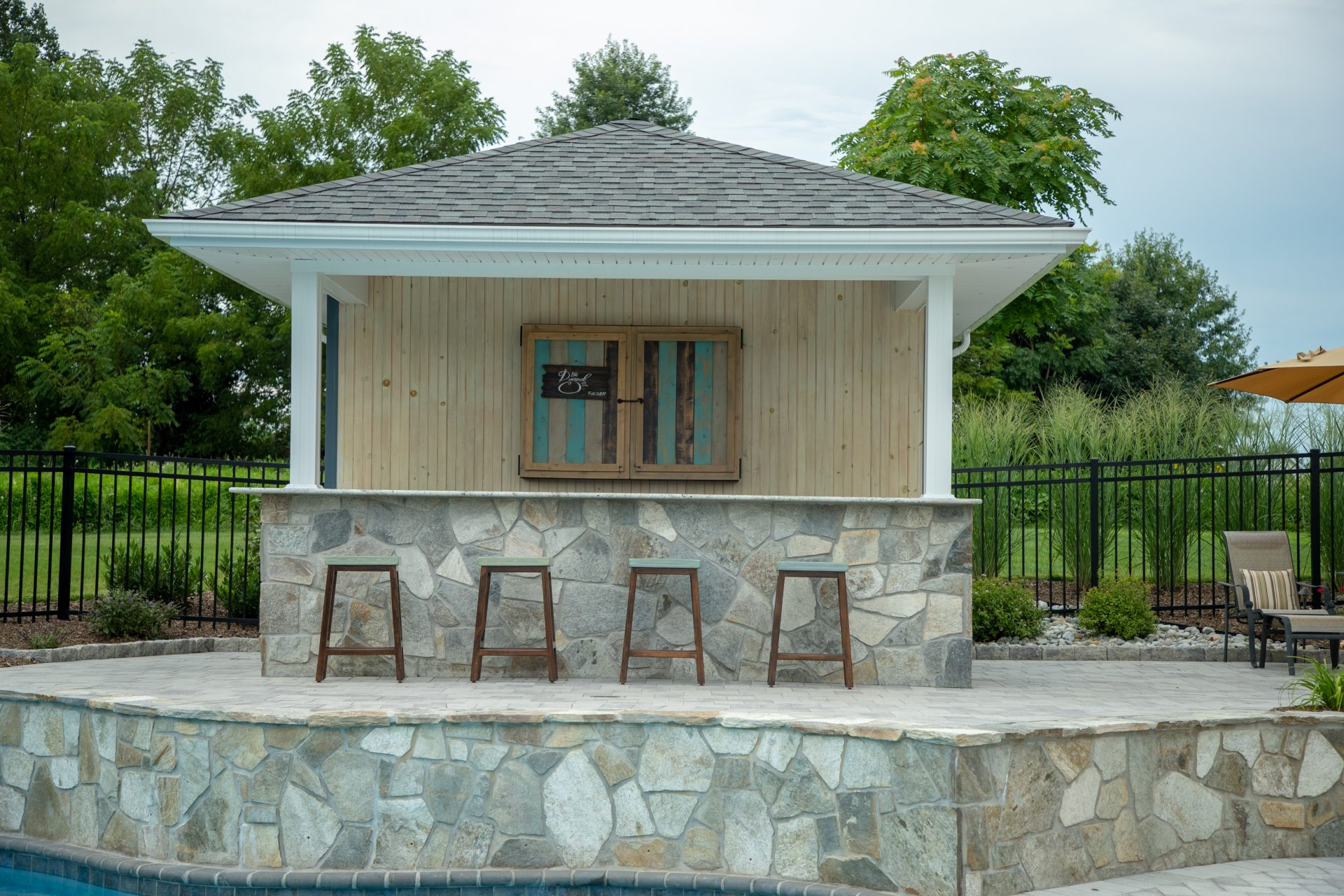 outdoor pavilion builder west friendship