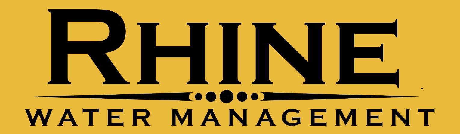 rhine water management