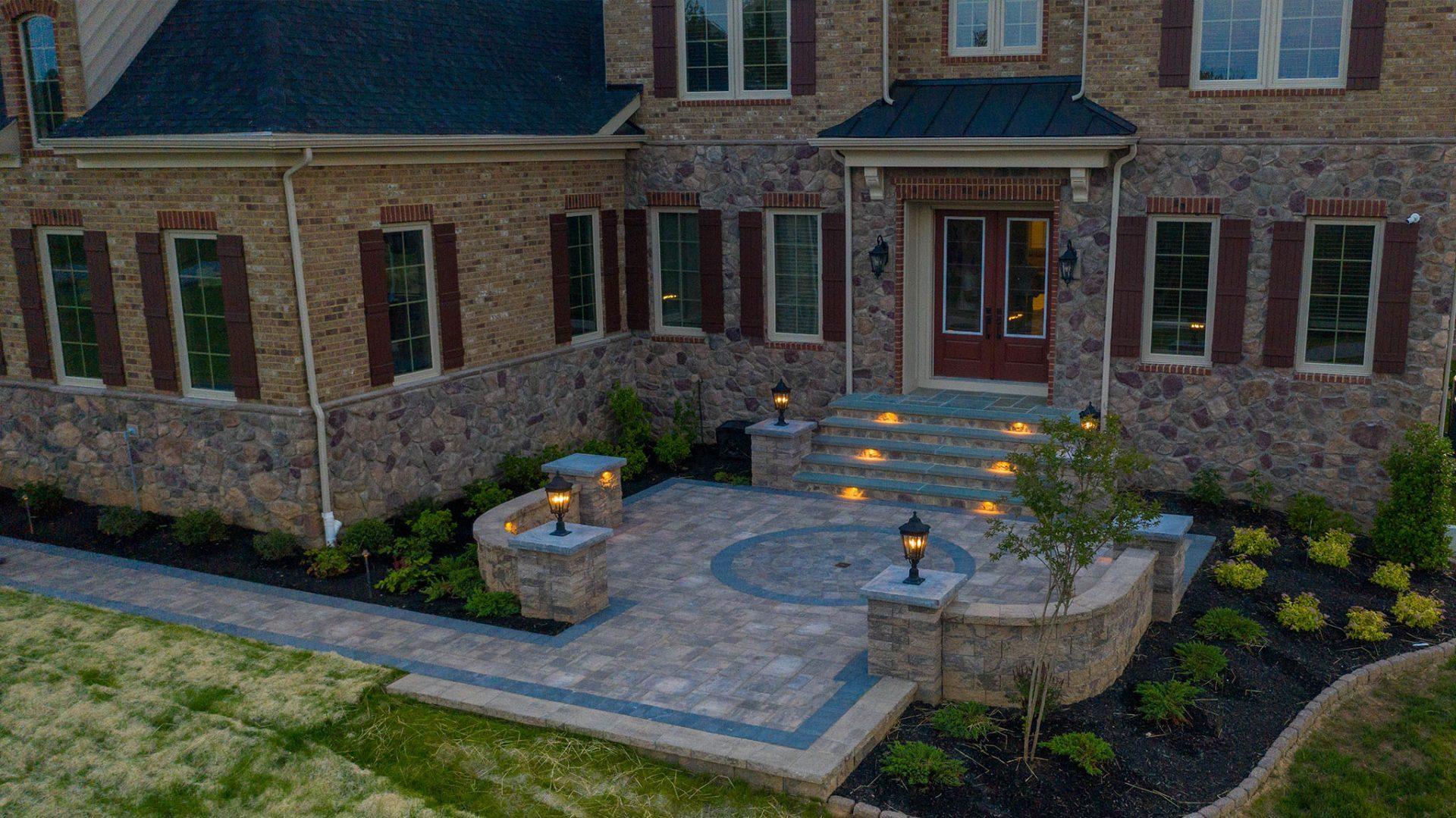 patio builder in Clarksville md