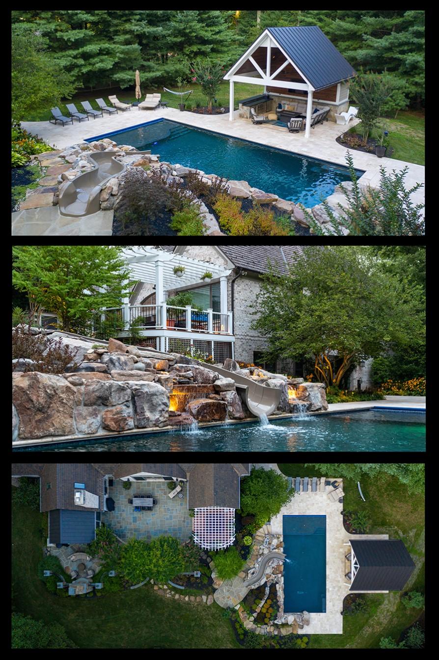 Rhine Landscapiacng Swimming Pool Builder