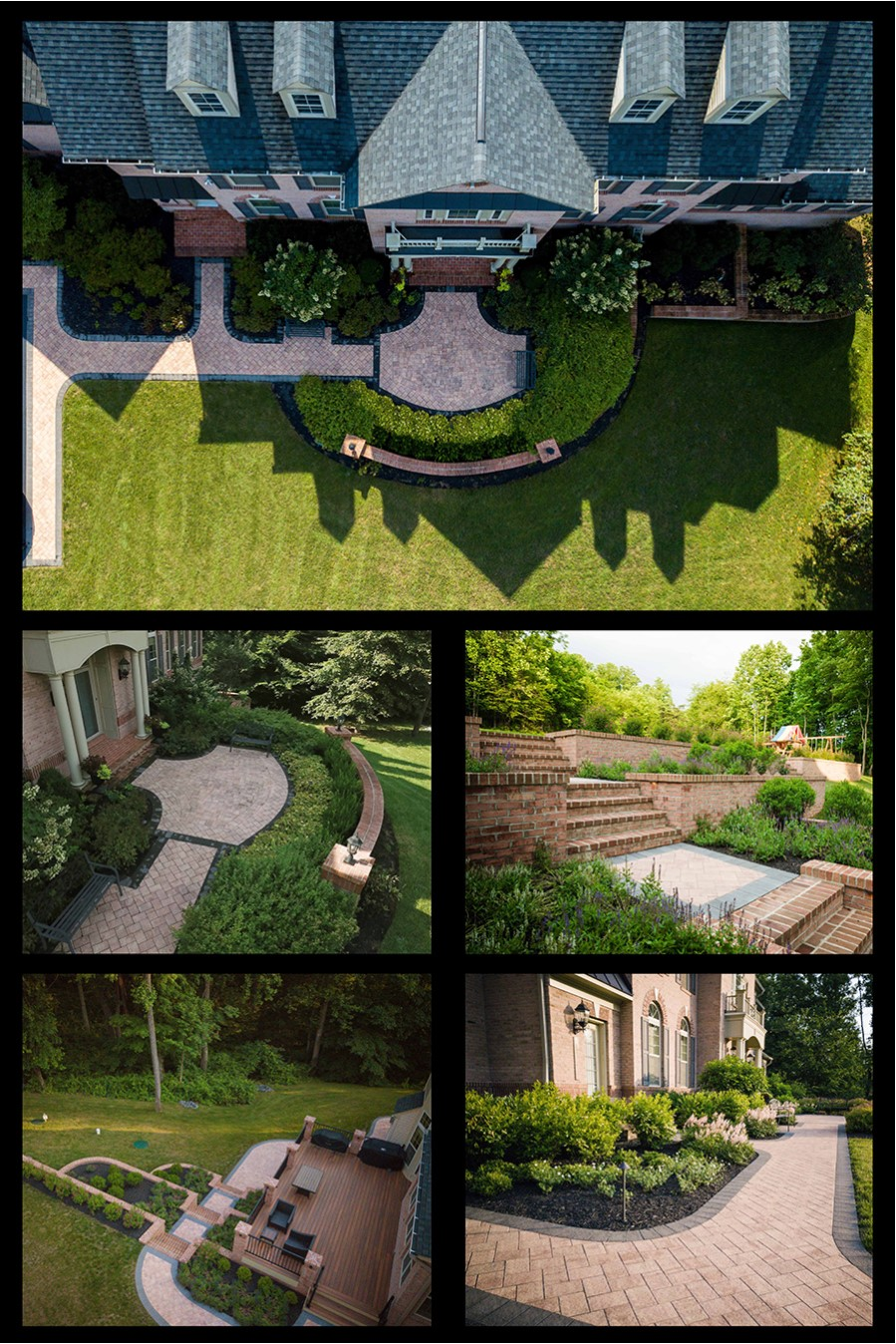 howard county landscaping construction builder near me