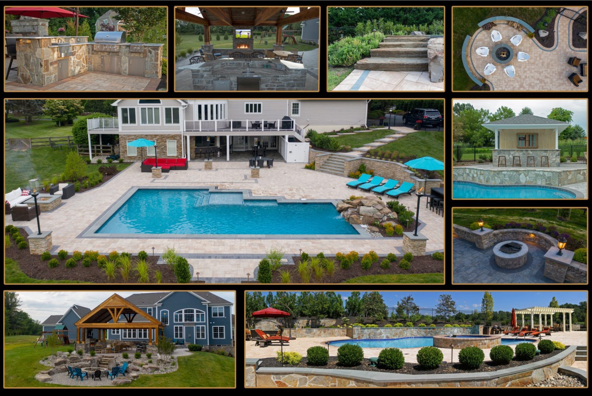 howard county md swimming pool builder