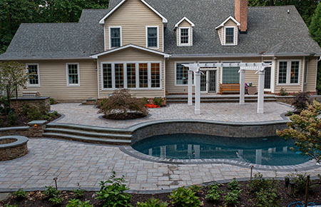 Howard County Swimming Pool Builder Contractor