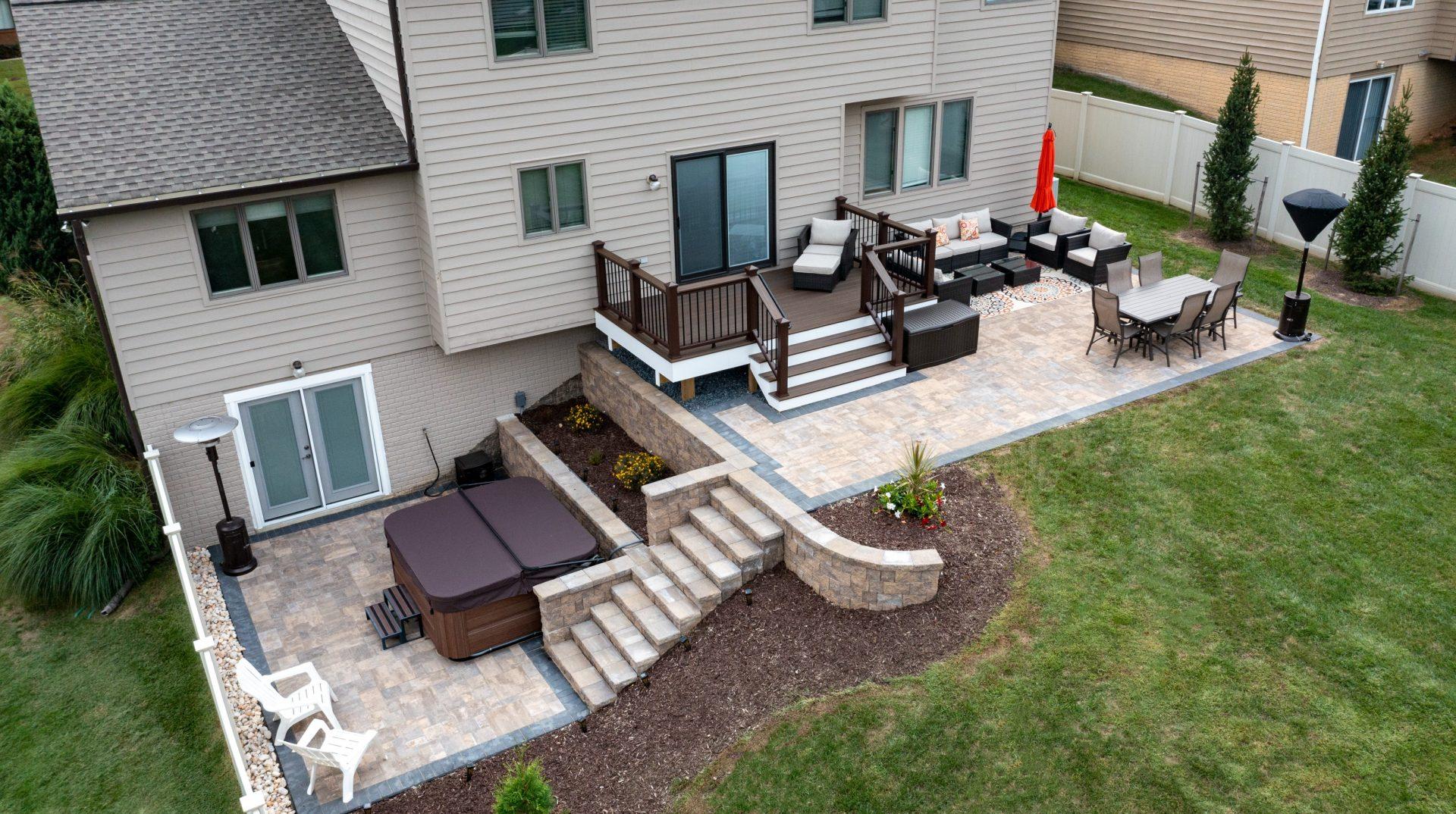 patio builder owings mills md